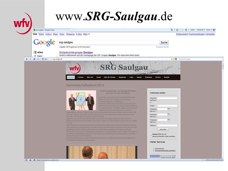 www.SRG-Saulgau.de