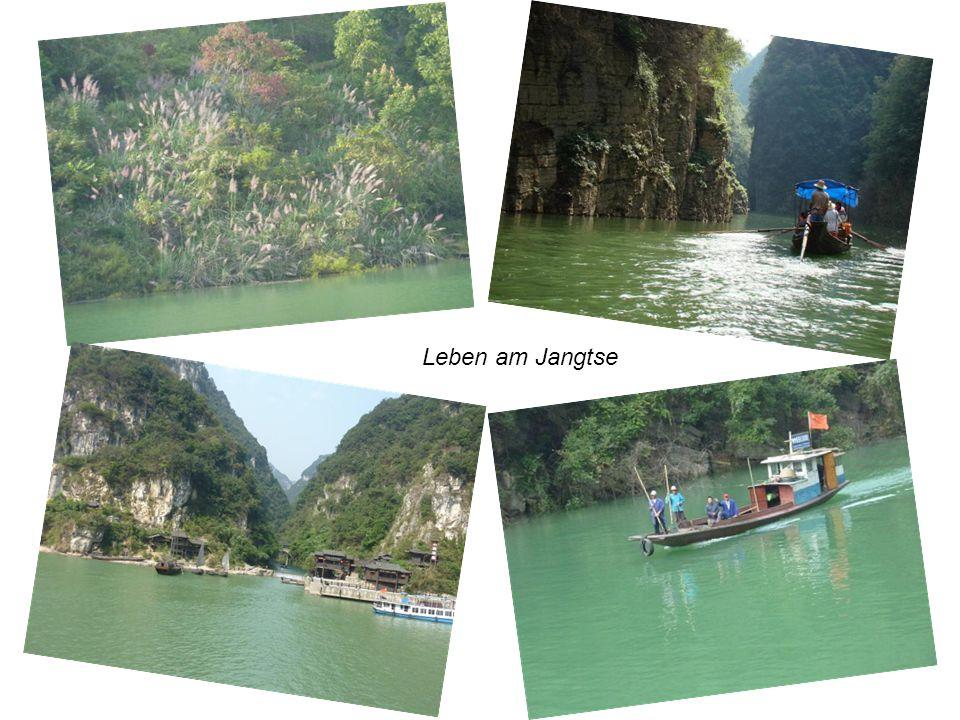Leben am Jangtse