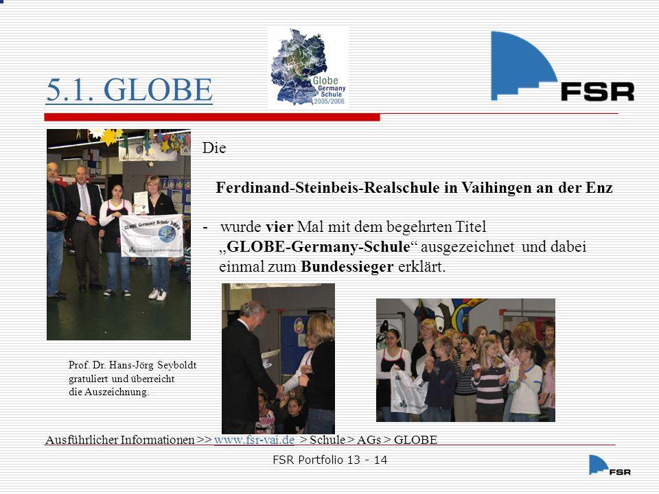 Ferdinand-Steinbeis-Realschule in Vaihingen an der Enz