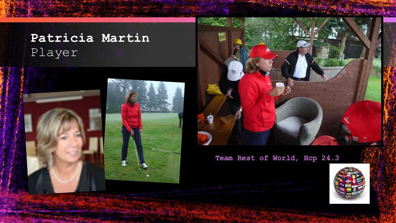 Patricia Martin Player