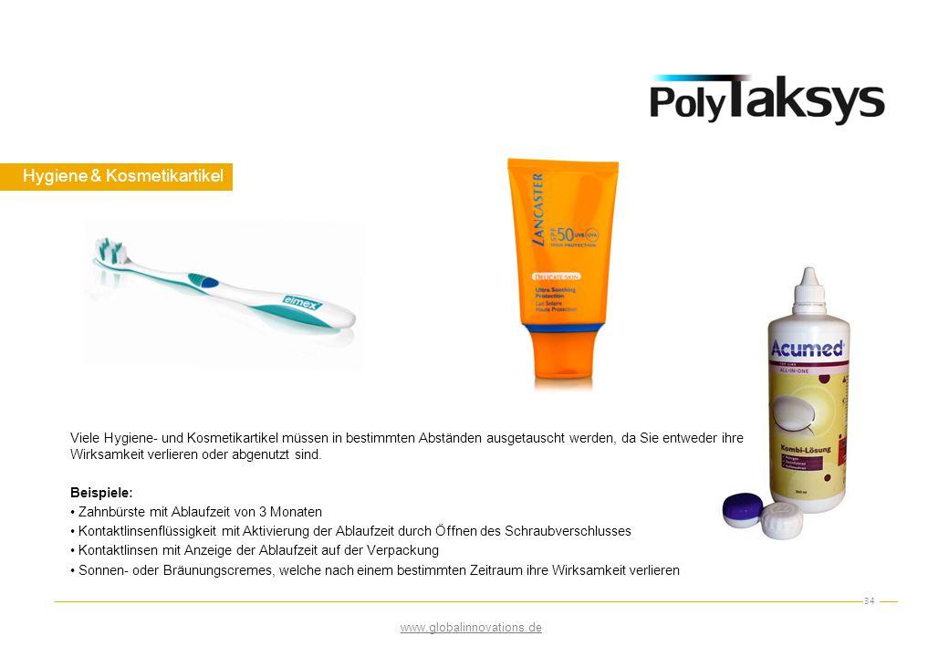 Hygiene & Kosmetikartikel