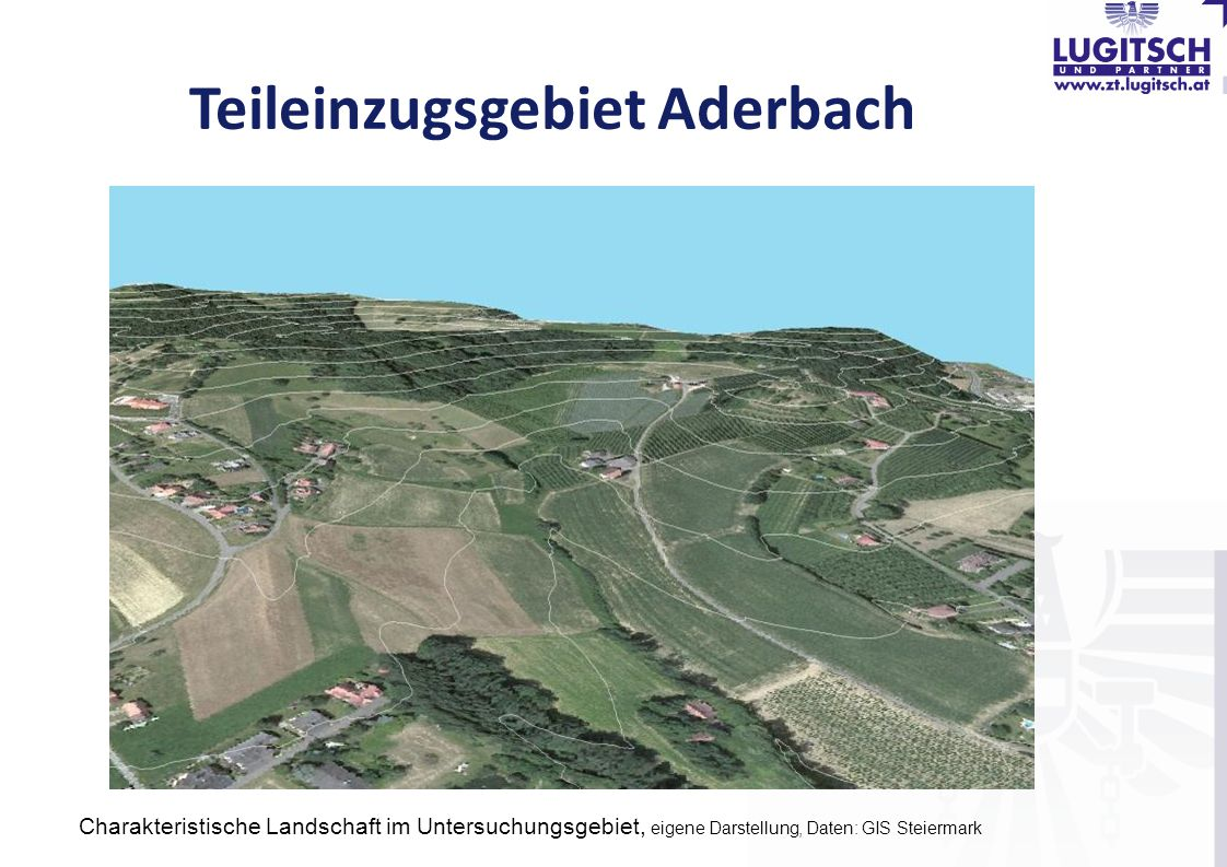Teileinzugsgebiet Aderbach