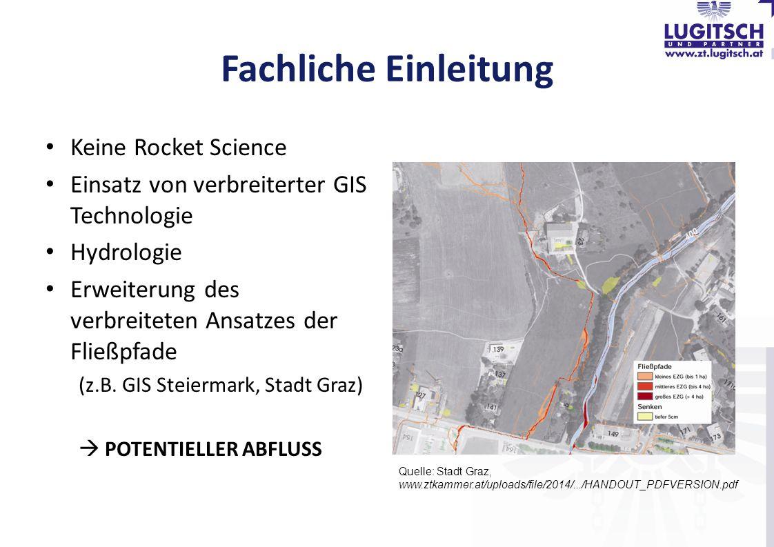 Fachliche Einleitung Keine Rocket Science