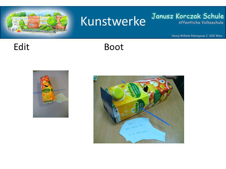 Kunstwerke Edit Boot