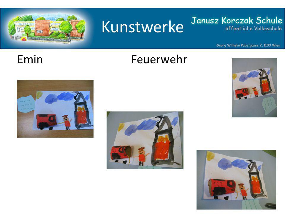 Kunstwerke Emin Feuerwehr