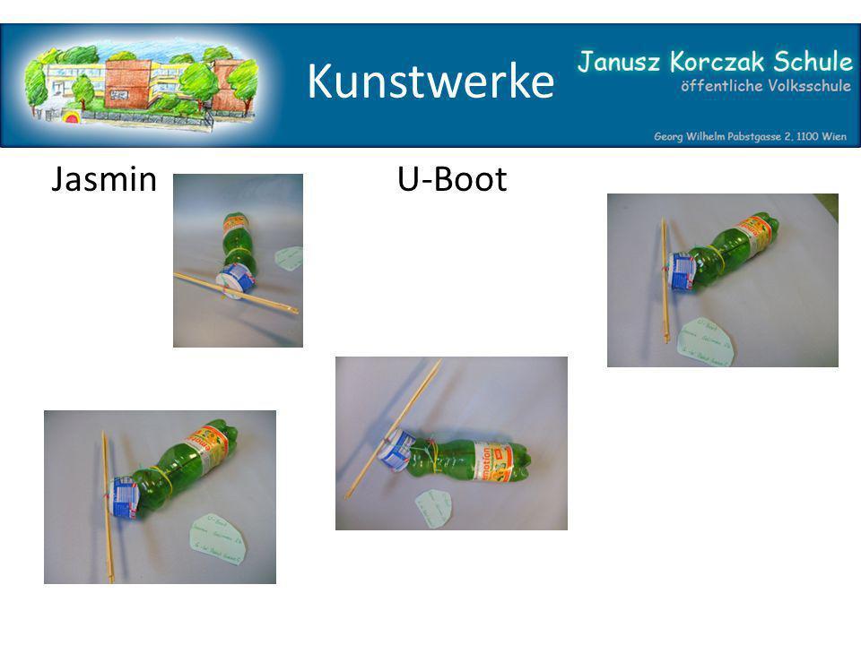 Kunstwerke Jasmin U-Boot