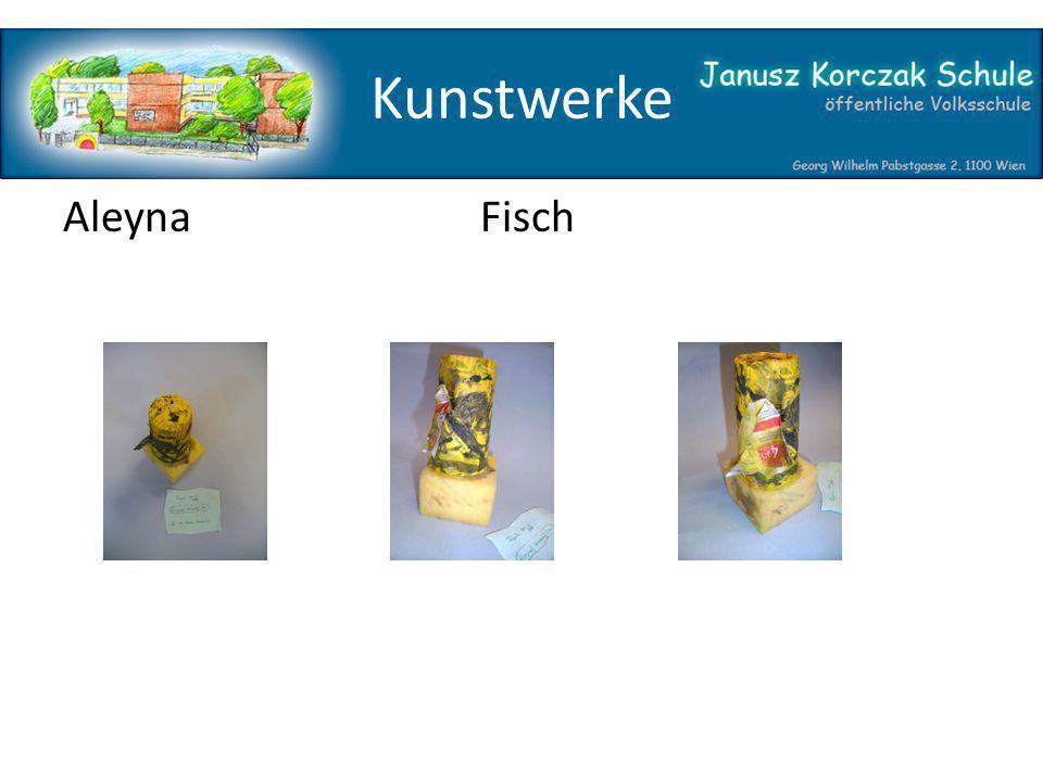 Kunstwerke Aleyna Fisch