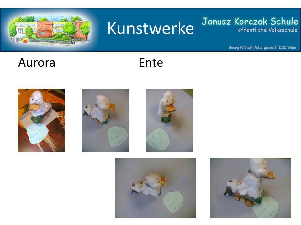 Kunstwerke Aurora Ente