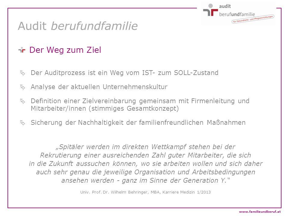 Univ. Prof. Dr. Wilhelm Behringer, MBA, Karriere Medizin 1/2013