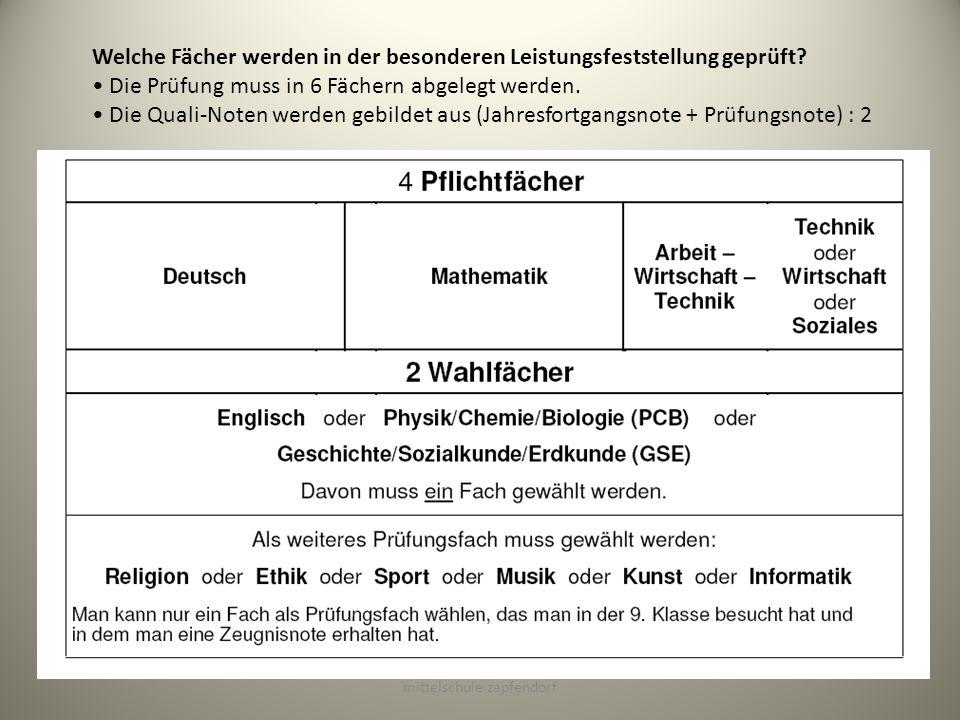 mittelschule zapfendorf