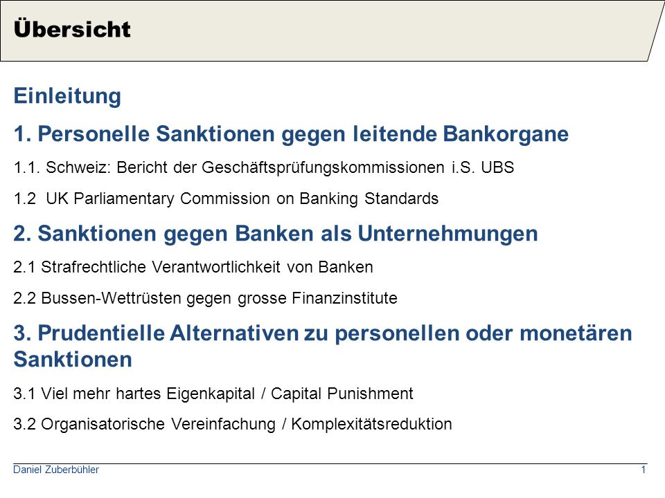 Disclaimer: keine Todesstrafe für Banker