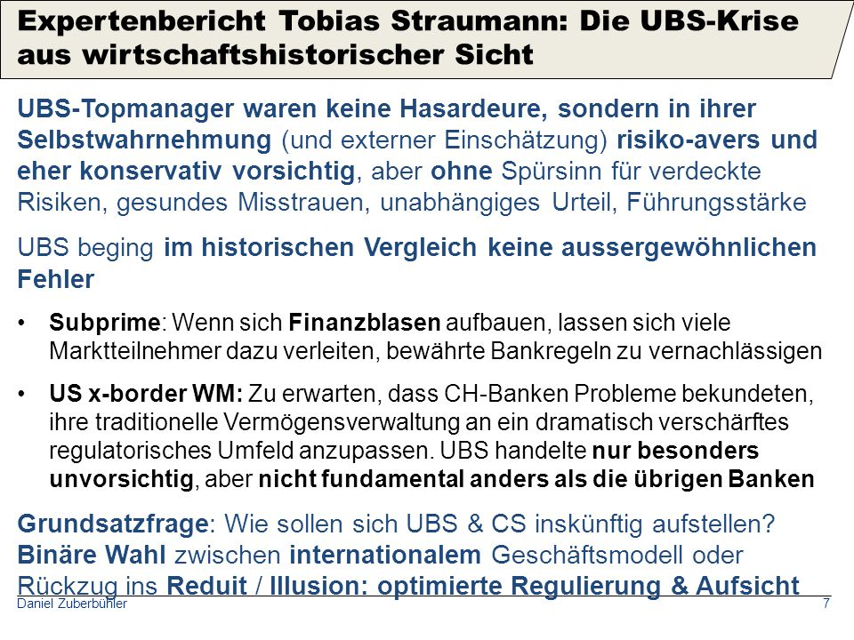 Kantonalbankorgane: kein persönlicher moral hazard