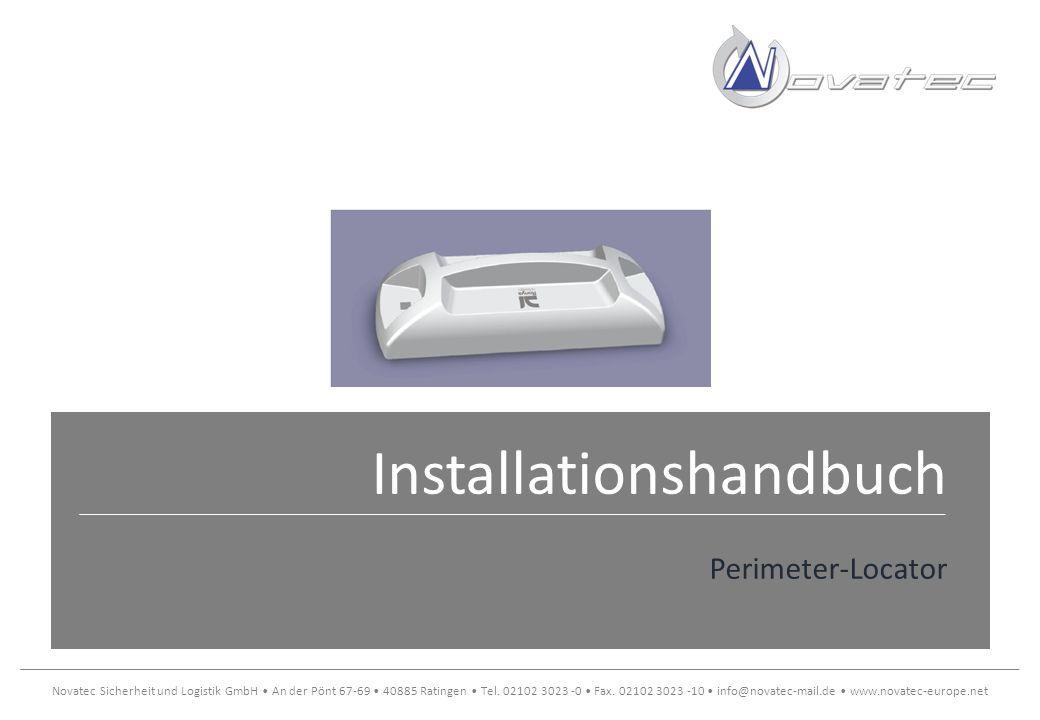 Installationshandbuch