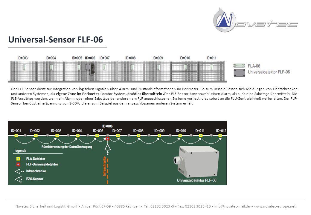 Universal-Sensor FLF-06