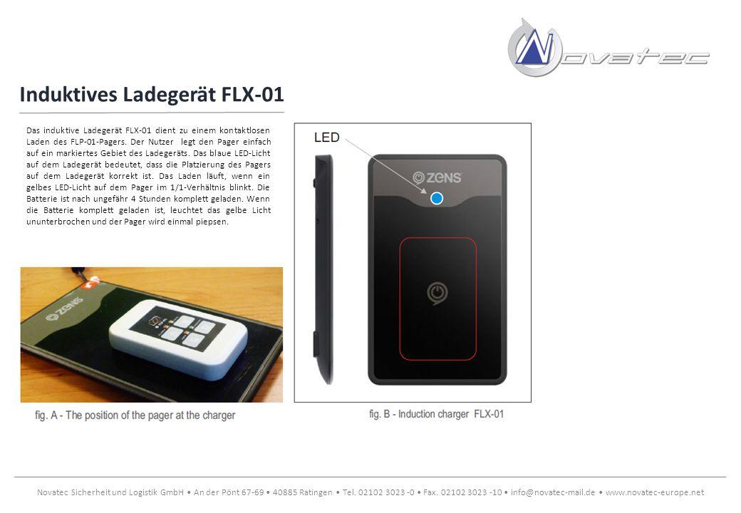 Induktives Ladegerät FLX-01
