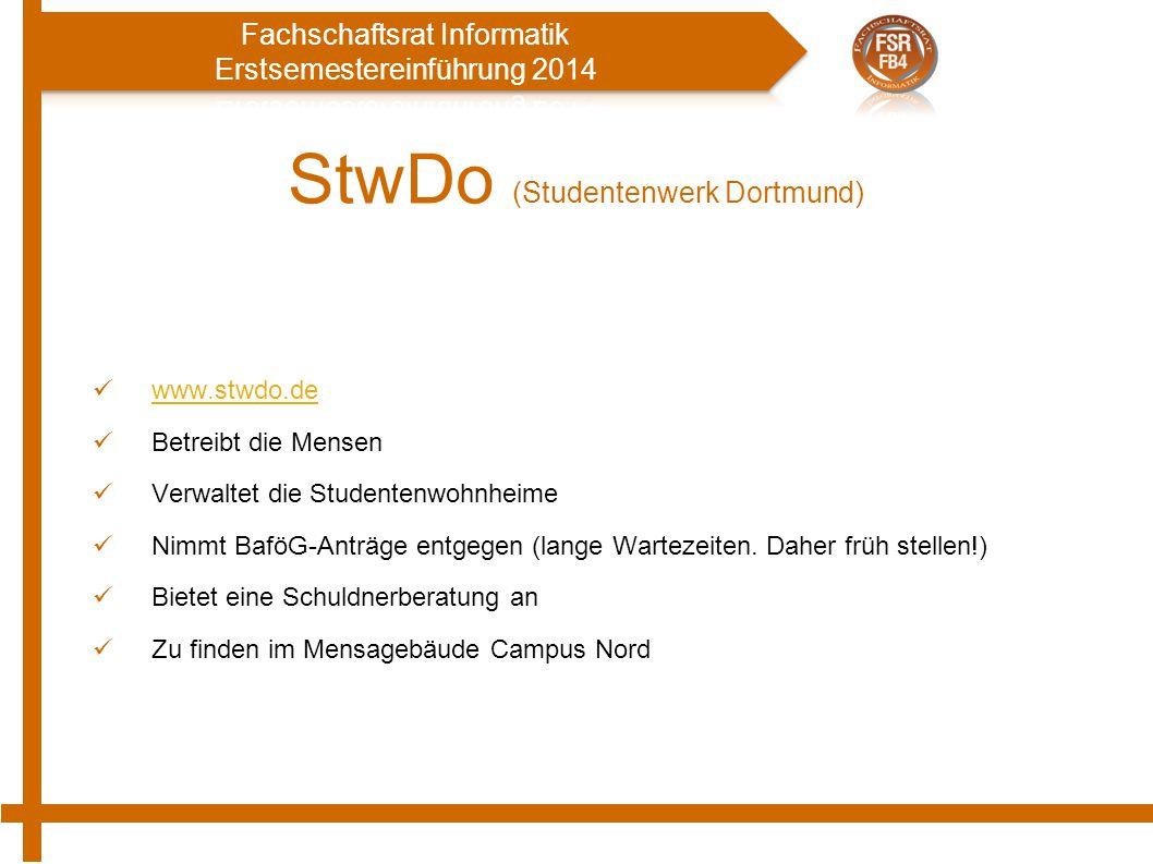 StwDo (Studentenwerk Dortmund)