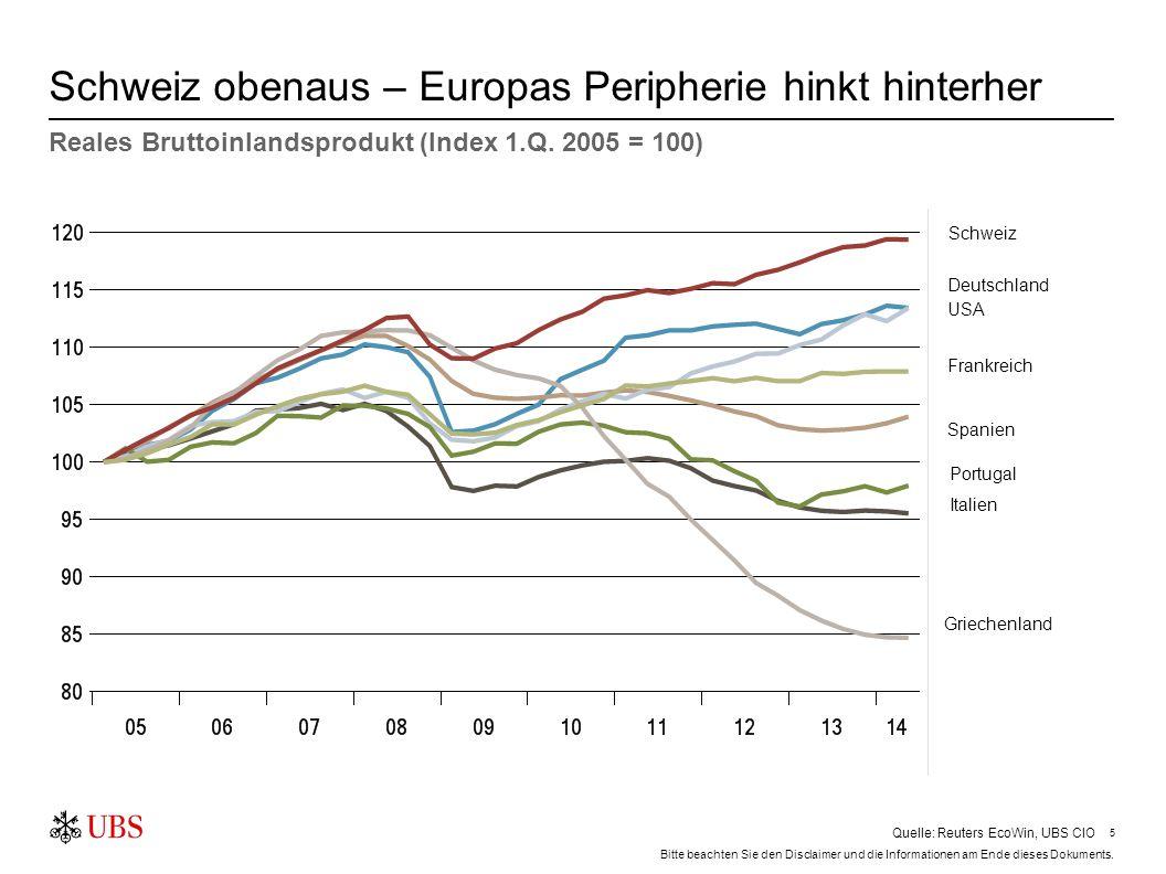 EWU: Inflationsrate deutlich unter EZB-Ziel