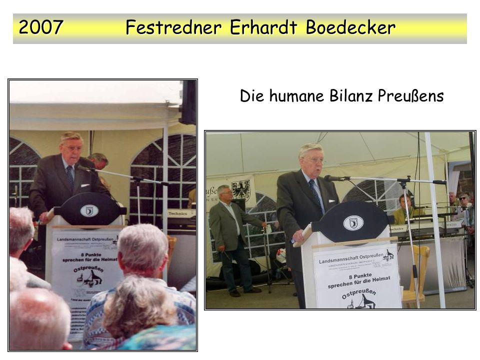Die humane Bilanz Preußens