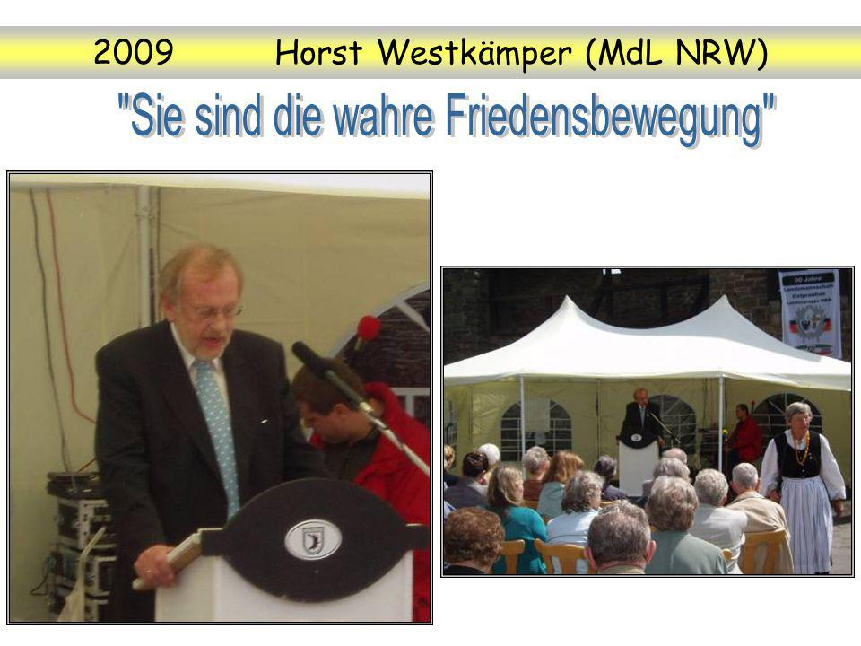 2009 Horst Westkämper (MdL NRW)