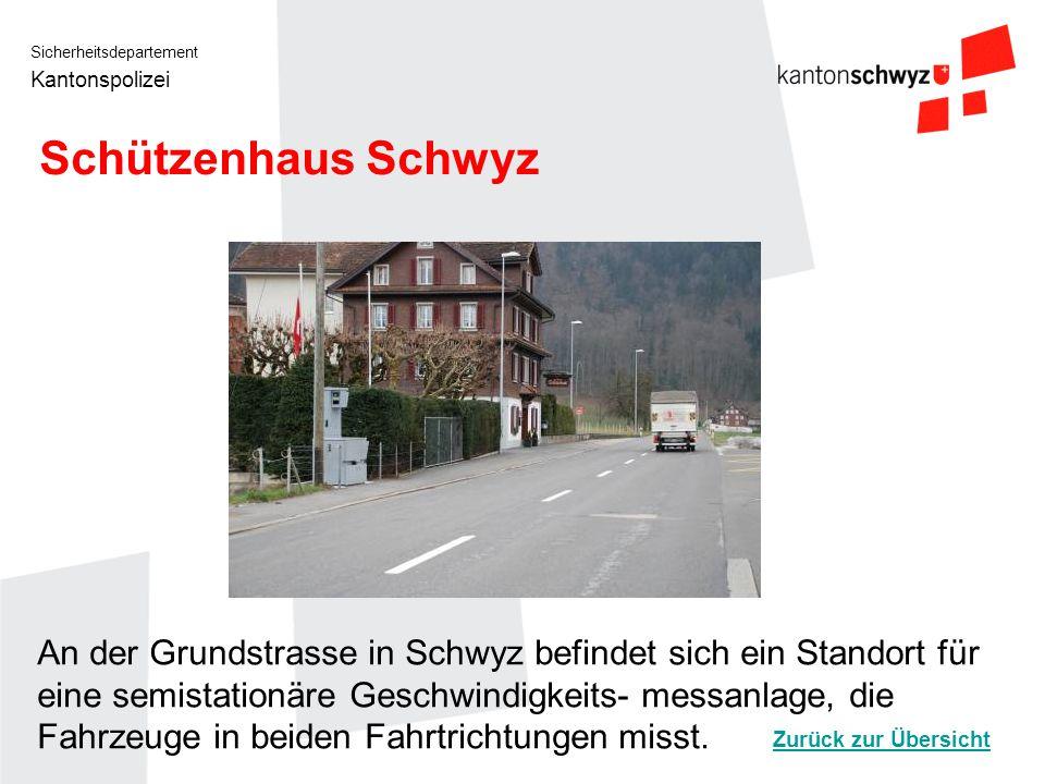 Schützenhaus Schwyz