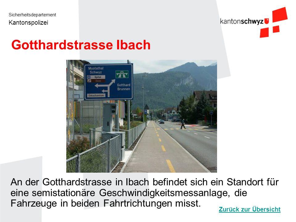 Gotthardstrasse Ibach
