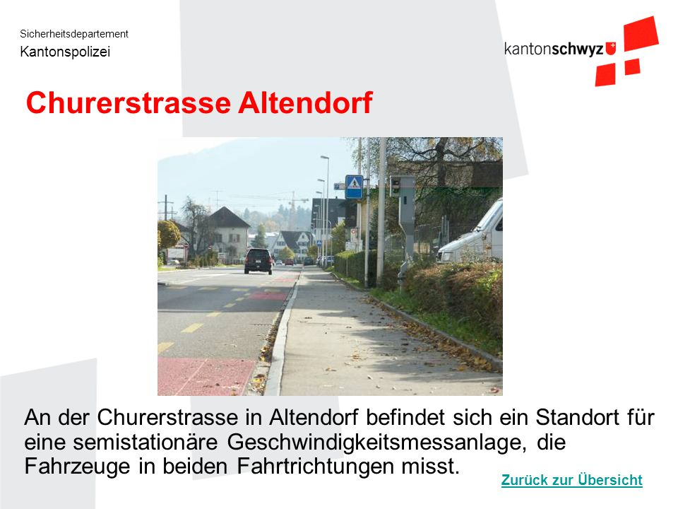 Churerstrasse Altendorf