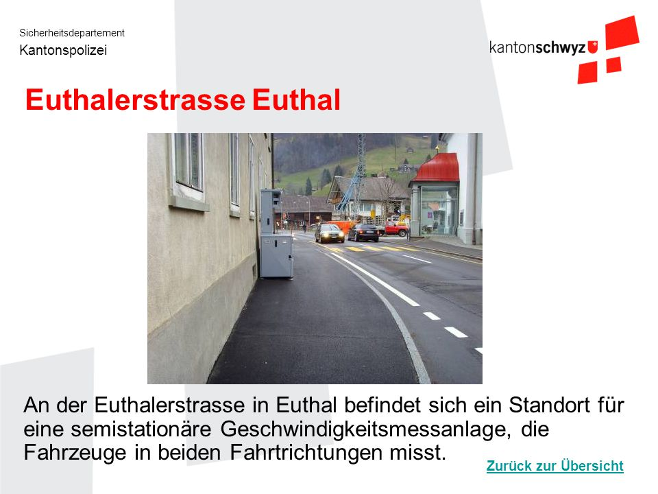 Euthalerstrasse Euthal