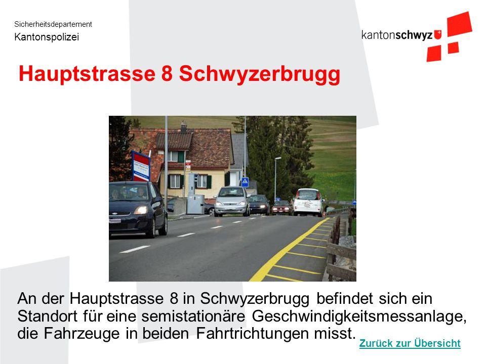 Hauptstrasse 8 Schwyzerbrugg