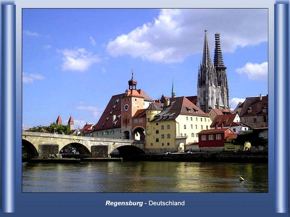 Regensburg - Deutschland