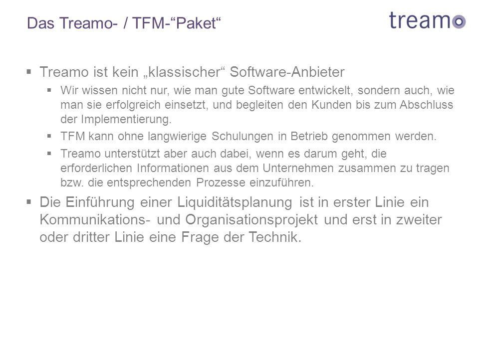 Das Treamo- / TFM- Paket