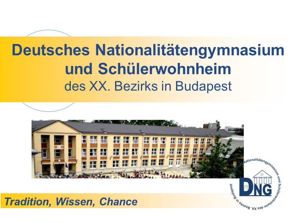 Deutsches Nationalitätengymnasium und Schülerwohnheim