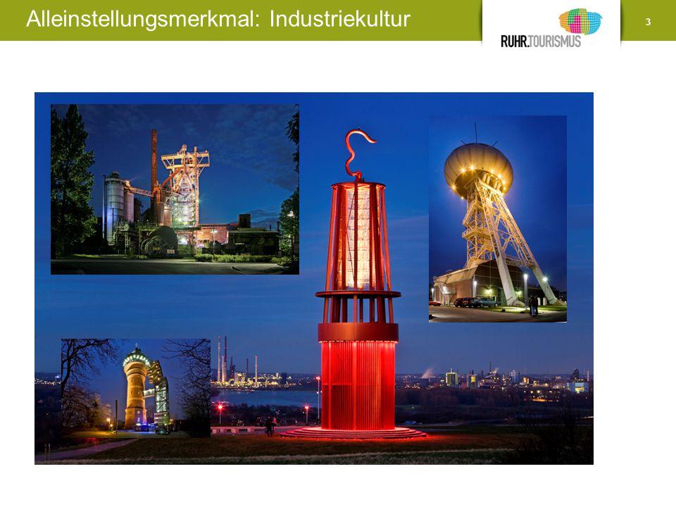 Alleinstellungsmerkmal: Industriekultur