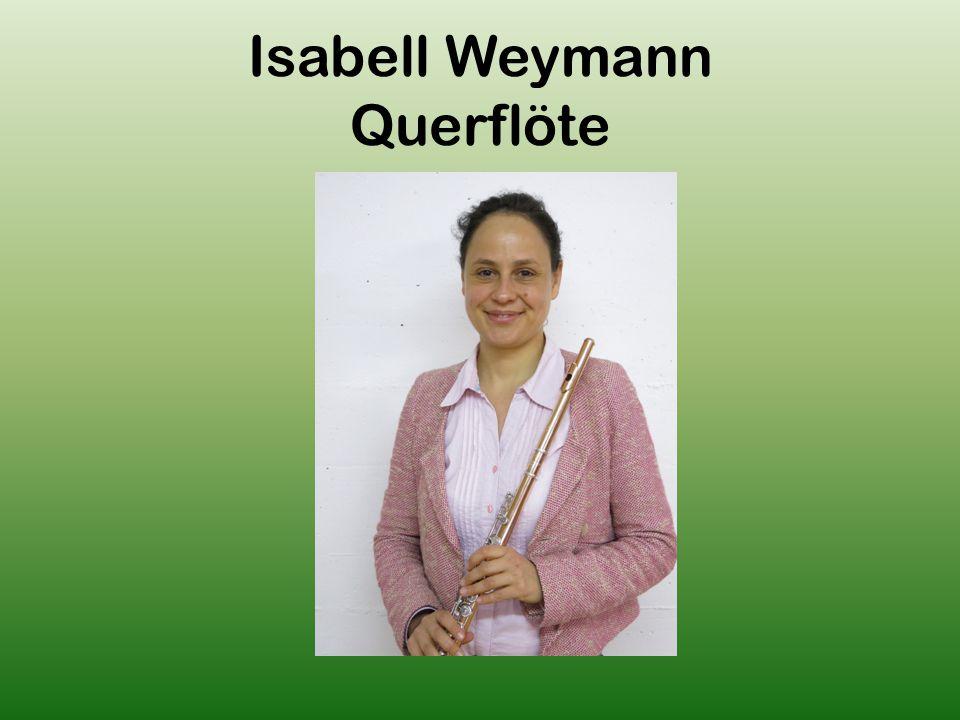 Isabell Weymann Querflöte