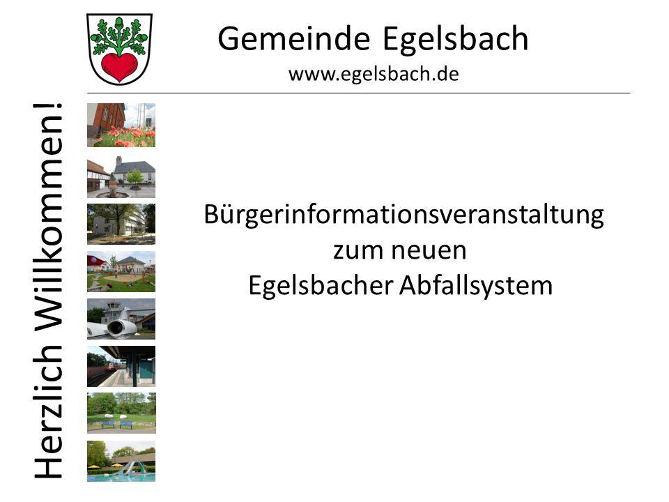 Gemeinde Egelsbach www.egelsbach.de