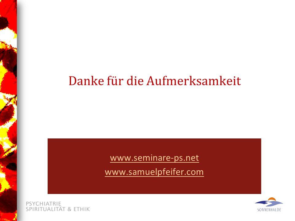www.seminare-ps.net www.samuelpfeifer.com