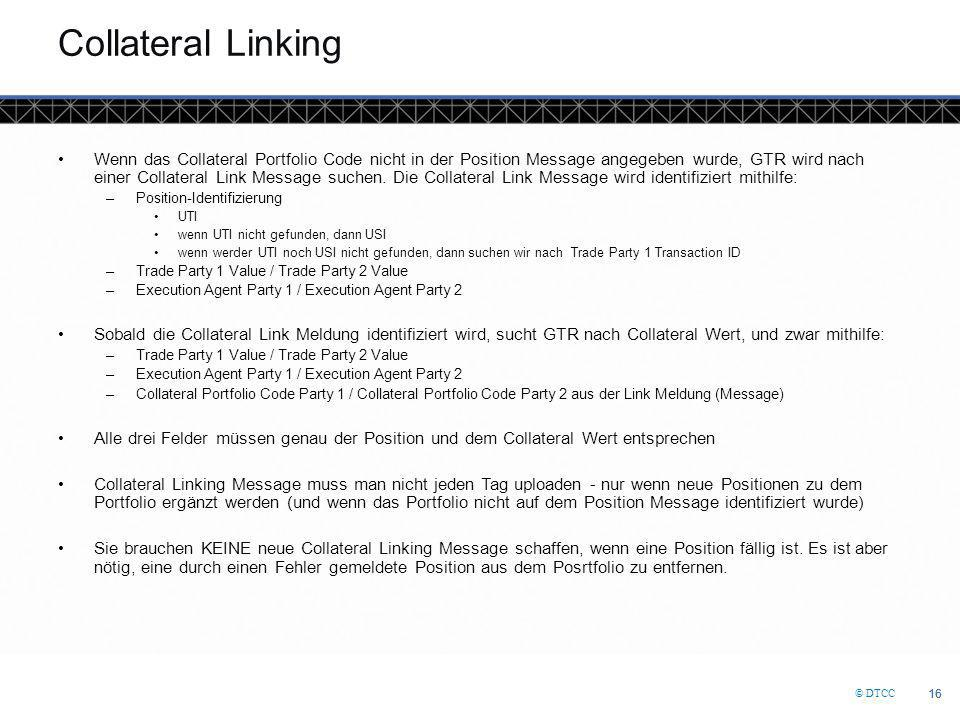 Collateral Linking