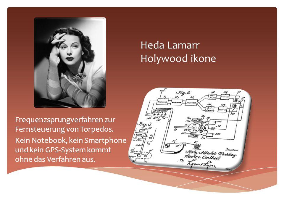 Heda Lamarr Holywood ikone