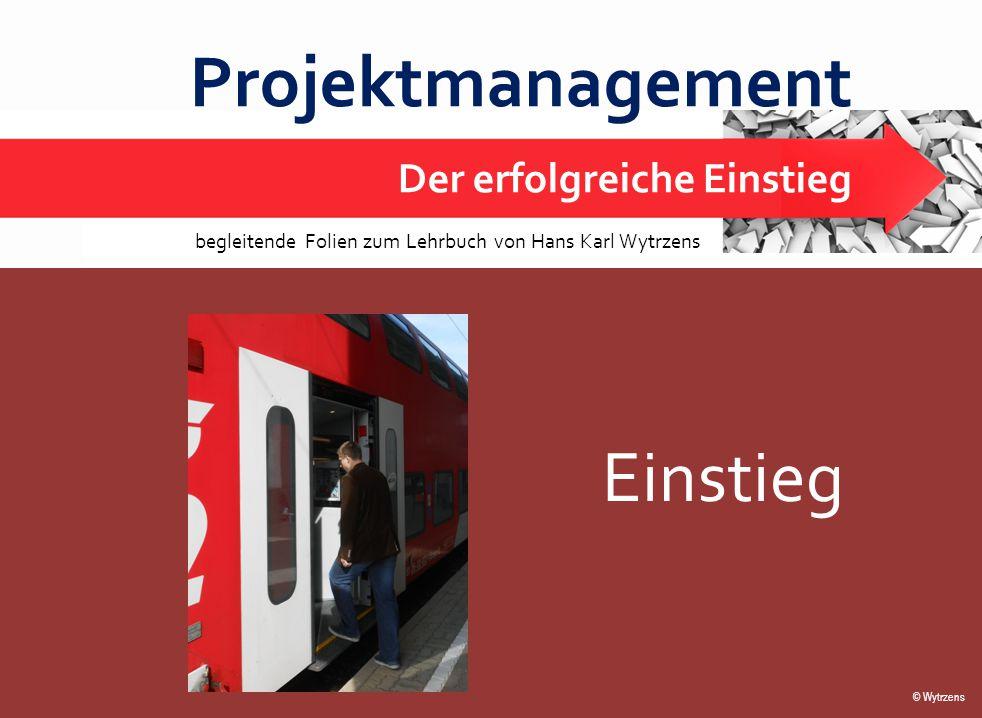 Projektmanagement Einstieg Der erfolgreiche Einstieg