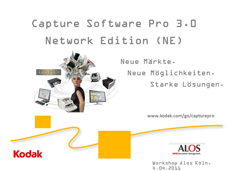 Capture Software Pro 3.0 Network Edition (NE)