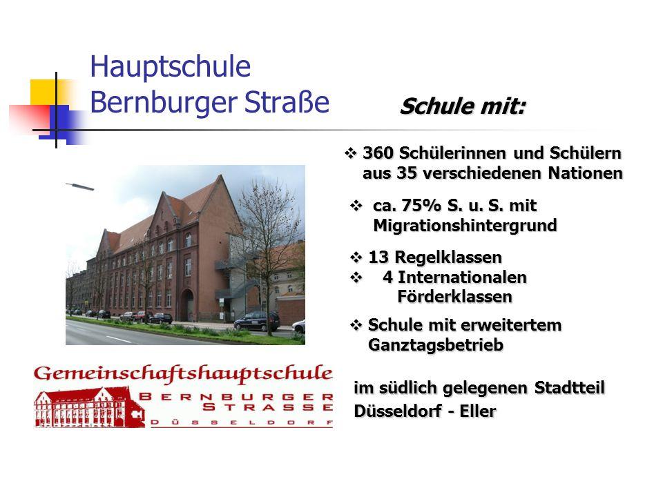 Hauptschule Bernburger Straße