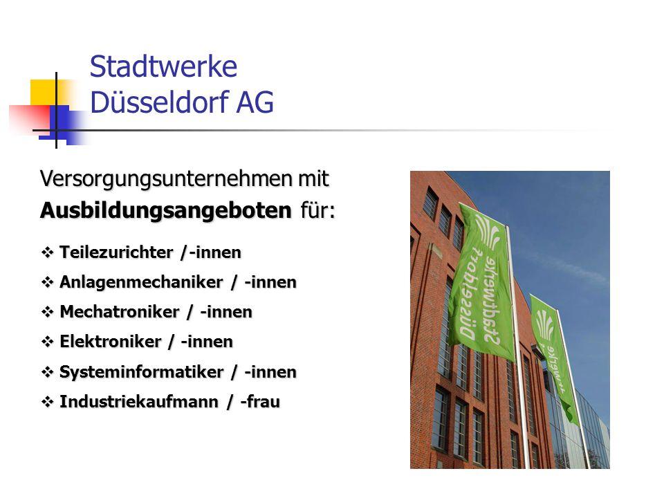 Stadtwerke Düsseldorf AG