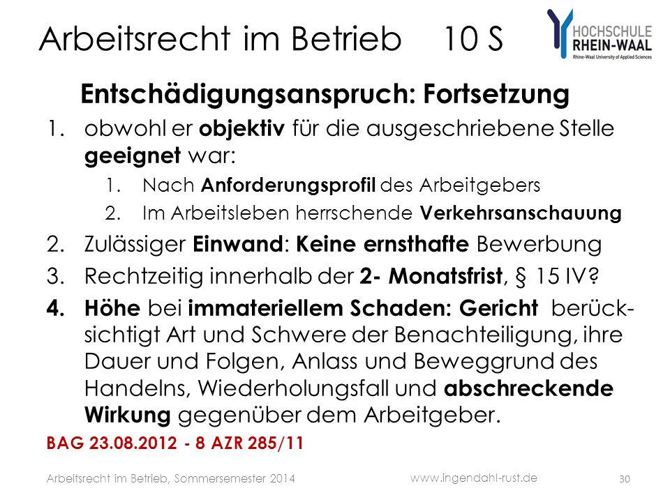 Wunderbar Fortsetzung Der Objektiven Beispiele 2013 Zeitgenössisch ...