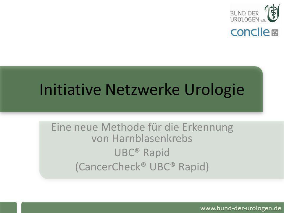 Initiative Netzwerke Urologie