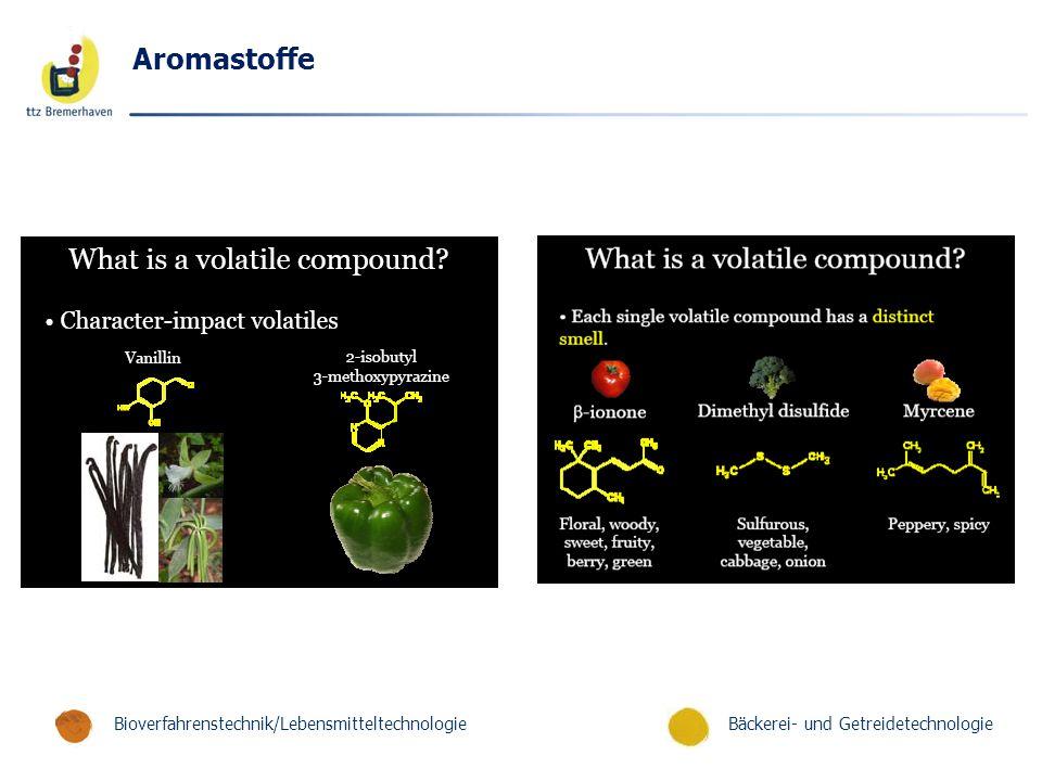 Aromastoffe