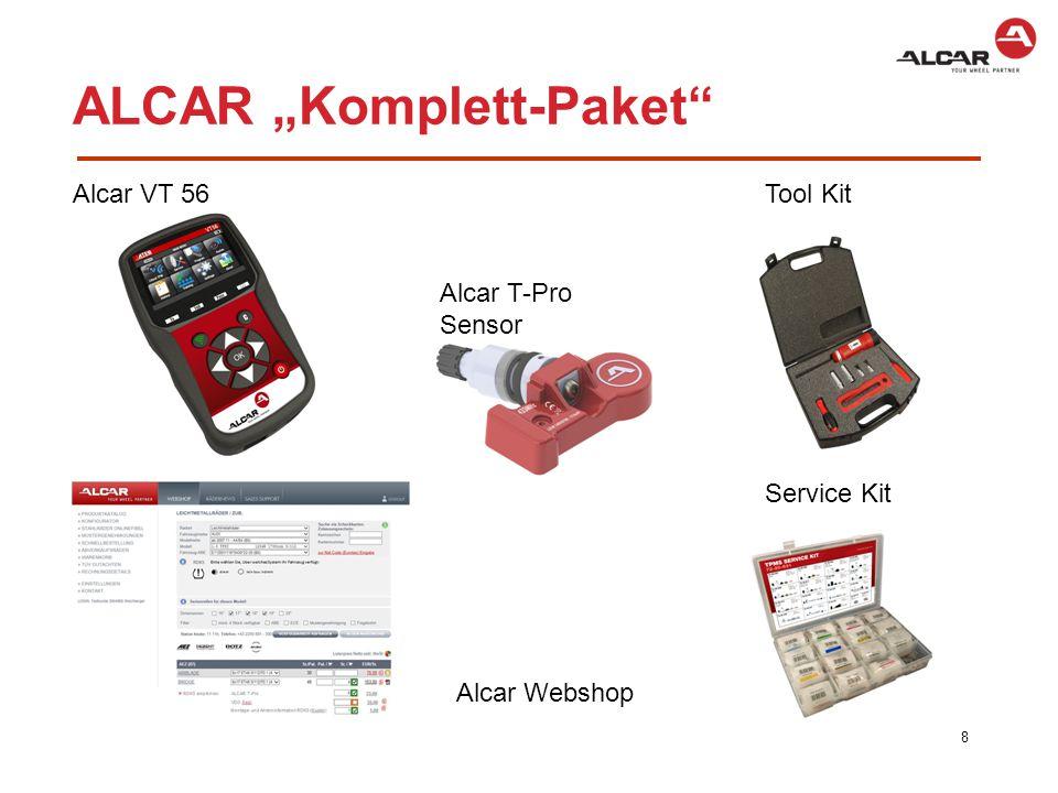 """ALCAR """"Komplett-Paket"""