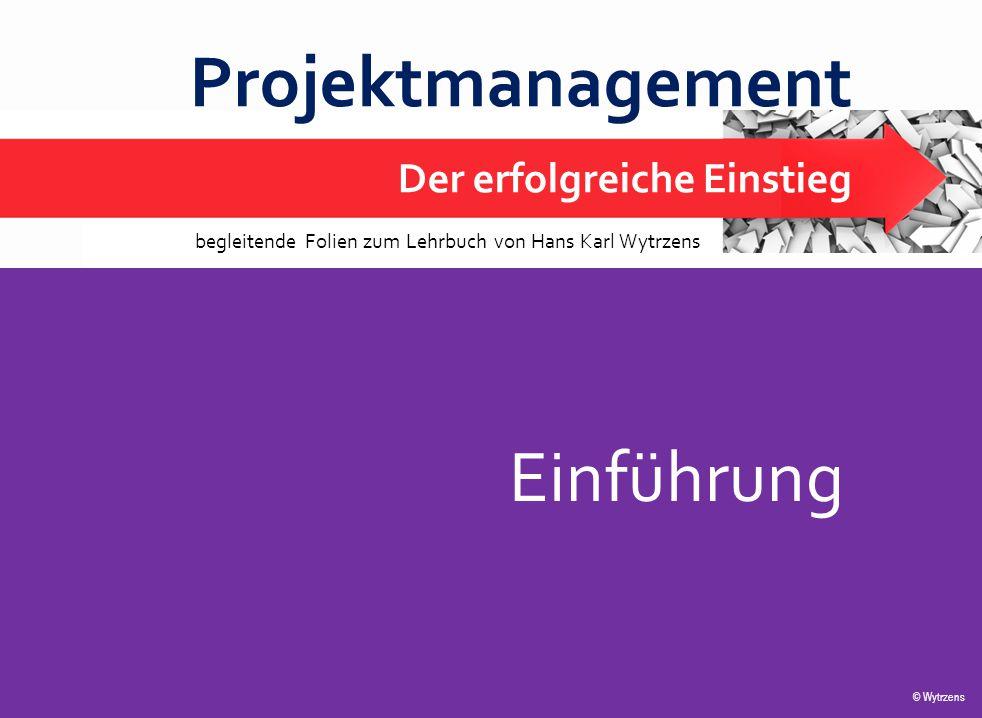 Projektmanagement Einführung Der erfolgreiche Einstieg