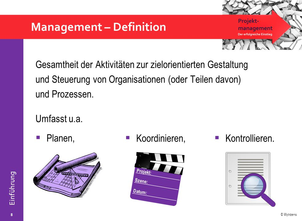 Management – Definition