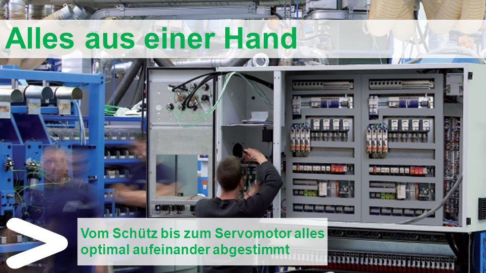 Alles aus einer Hand Our values Bulleted text level one