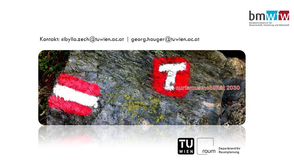 Kontakt: sibylla.zech@tuwien.ac.at | georg.hauger@tuwien.ac.at