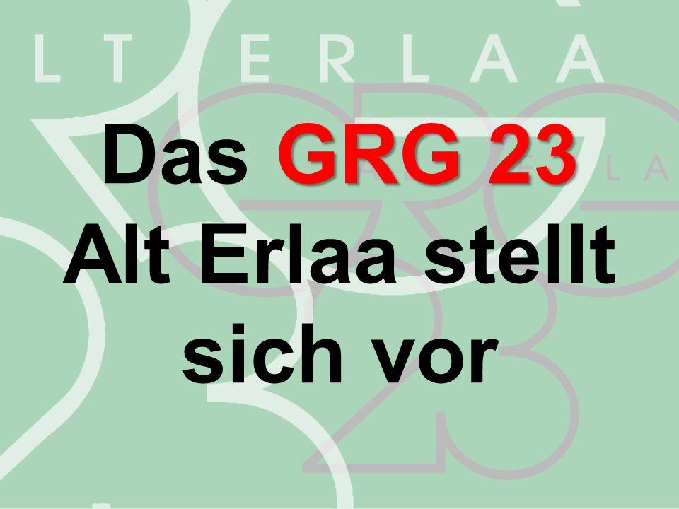 Das GRG 23 Alt Erlaa stellt sich vor